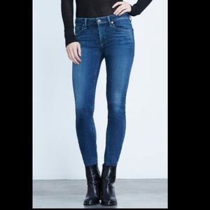 Citizens of Humanity Arielle Mid Rise Skinny Jean